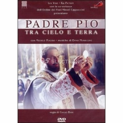 Padre Pio - tra cielo e terra - DVD NUOVO SIGILLATO - MVDVD-SA023 - MVDVDSA023
