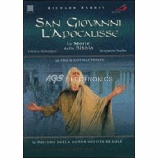 San Giovanni l'Apocalisse - DVD NUOVO SIGILLATO - MVDVD-SA028 - MVDVDSA028