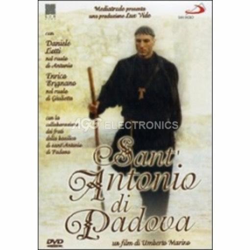 Sant'Antonio di Padova - DVD NUOVO SIGILLATO - MVDVD-SA029 - MVDVDSA029
