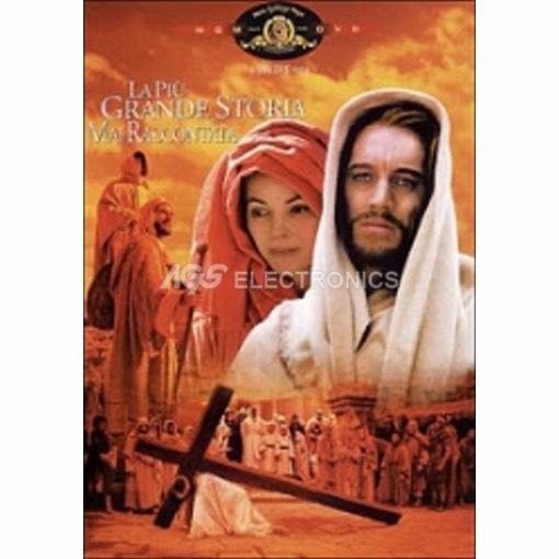 Piu' grande storia mai raccontata (la) - DVD NUOVO SIGILLATO - MVDVD-SA051 - MVDVDSA051