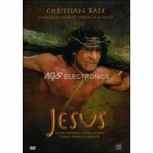Jesus (1999) - DVD NUOVO SIGILLATO - MVDVD-SA054 - MVDVDSA054