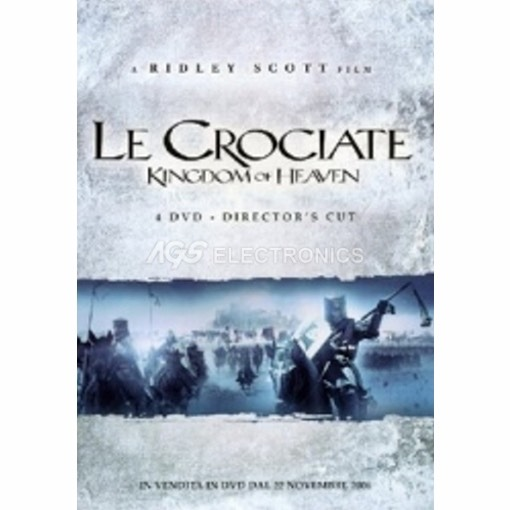 Crociate (le) - director's cut - edizione limitata (4 dvd)