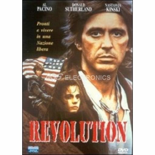 Revolution - DVD NUOVO SIGILLATO - MVDVD-ST052 - MVDVDST052