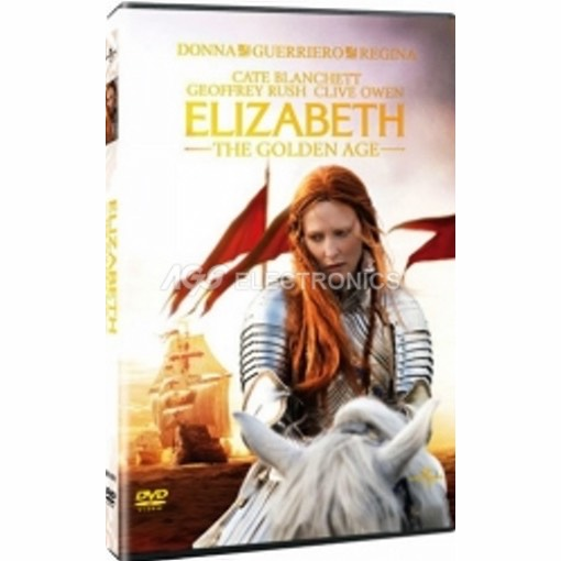Elizabeth - the golden age - DVD NUOVO SIGILLATO - MVDVD-ST067 - MVDVDST067