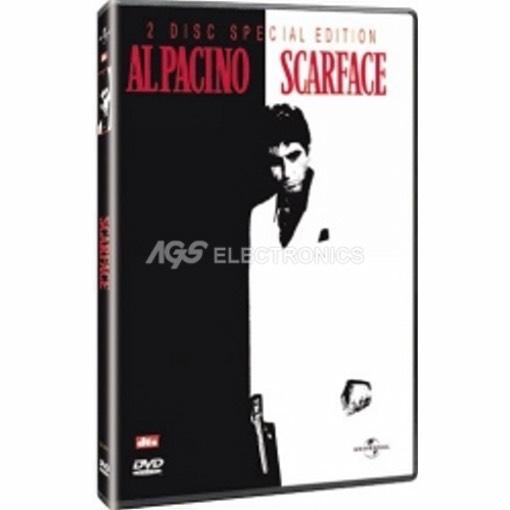Scarface - edizione speciale (2 dvd) - DVD NUOVO SIGILLATO - MVDVD-TH024 - MVDVDTH024