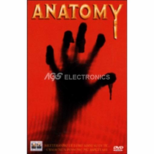 Anatomy - DVD NUOVO SIGILLATO - MVDVD-TH037 - MVDVDTH037