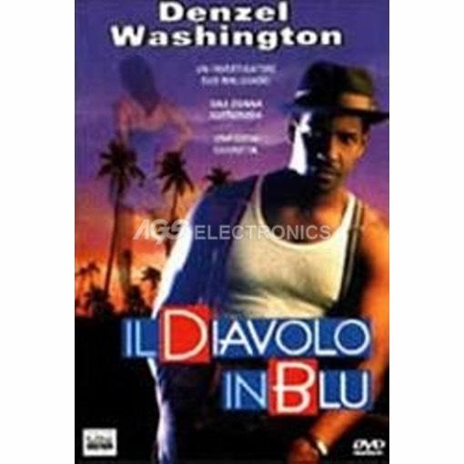 Diavolo in blu (il) - DVD NUOVO SIGILLATO - MVDVD-TH073 - MVDVDTH073