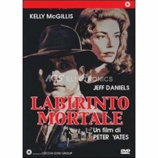 Labirinto mortale - DVD NUOVO SIGILLATO - MVDVD-TH235 - MVDVDTH235