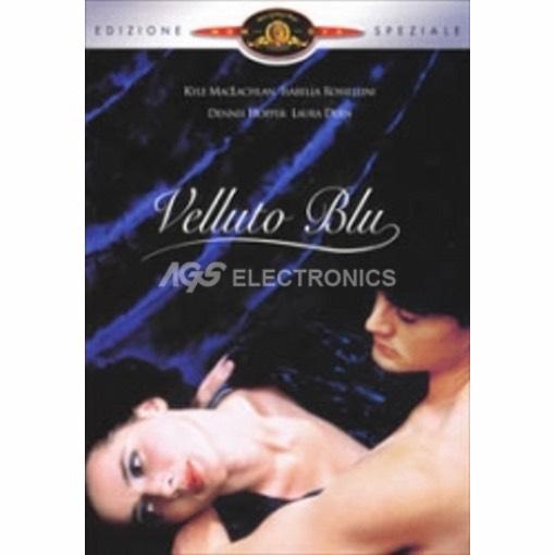 Velluto blu - edizione speciale - DVD NUOVO SIGILLATO - MVDVD-TH588 - MVDVDTH588