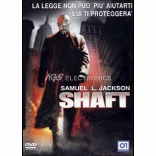 Shaft (2000) - DVD NUOVO SIGILLATO - MVDVD-TH654 - MVDVDTH654