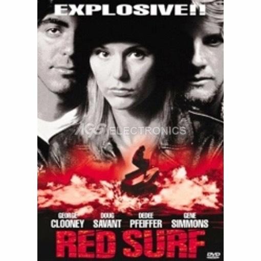 Red Surf - giovani iene - DVD NUOVO SIGILLATO - MVDVD-TH690 - MVDVDTH690