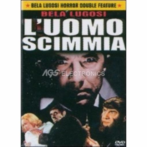 Uomo scimmia (l') - DVD NUOVO SIGILLATO - MVDVD-TH700 - MVDVDTH700