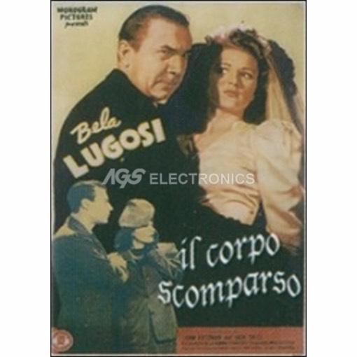 Corpo scomparso (il) - DVD NUOVO SIGILLATO - MVDVD-TH702 - MVDVDTH702