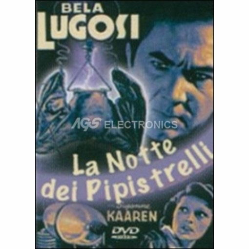 Notte dei pipistrelli (la) - DVD NUOVO SIGILLATO - MVDVD-TH703 - MVDVDTH703