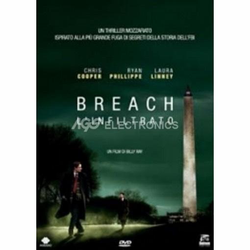 Breach - l'infiltrato - DVD NUOVO SIGILLATO - MVDVD-TH732 - MVDVDTH732
