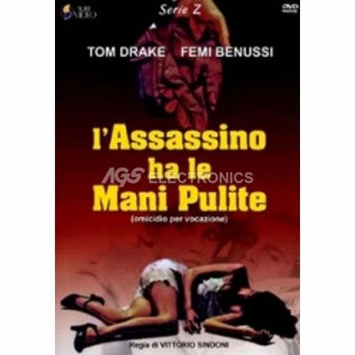 Assassino ha le mani pulite (l') - DVD NUOVO SIGILLATO - MVDVD-TH734 - MVDVDTH734