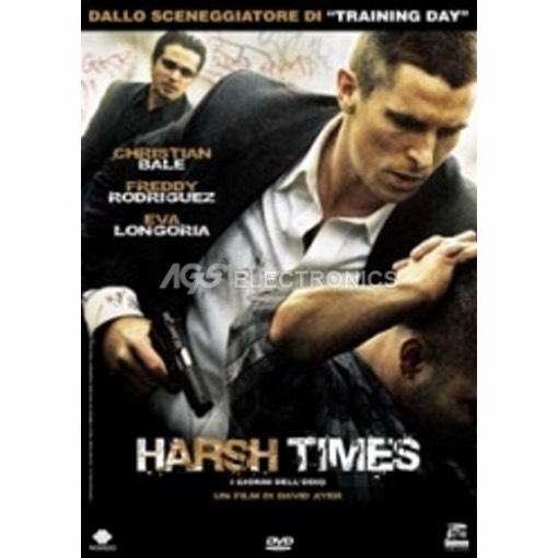 Harsh times - i giorni dell'odio - DVD NUOVO SIGILLATO - MVDVD-TH735 - MVDVDTH735