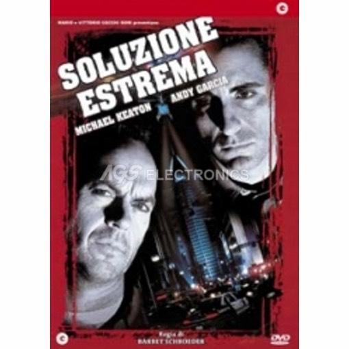 Soluzione estrema - DVD NUOVO SIGILLATO - MVDVD-TH736 - MVDVDTH736