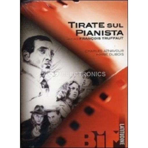 Tirate sul pianista - DVD NUOVO SIGILLATO - MVDVD-TH772 - MVDVDTH772