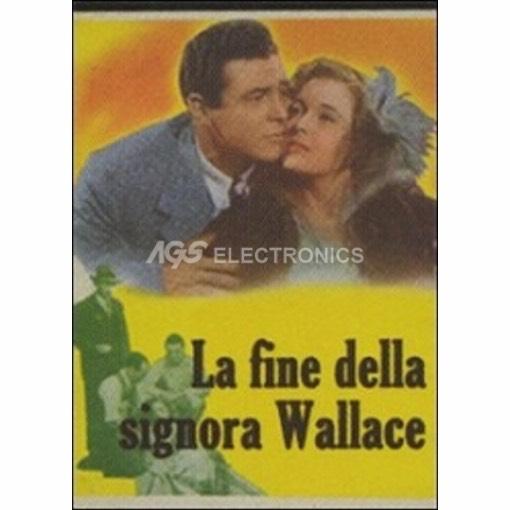 Fine della signora Wallace (la) - DVD NUOVO SIGILLATO - MVDVD-TH776 - MVDVDTH776