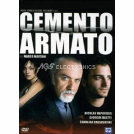 Cemento armato - DVD NUOVO SIGILLATO - MVDVD-TH782 - MVDVDTH782