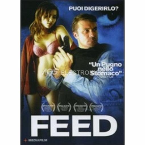 Feed - snuff edition - DVD NUOVO SIGILLATO - MVDVD-TH786 - MVDVDTH786