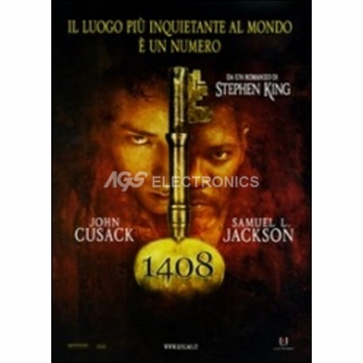 1408 - DVD NUOVO SIGILLATO - MVDVD-TH788 - MVDVDTH788