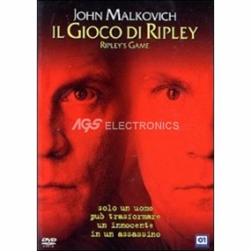 Gioco di Ripley (il) - DVD NUOVO SIGILLATO - MVDVD-TH794 - MVDVDTH794