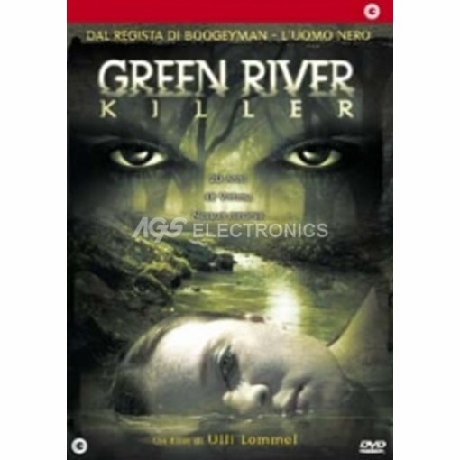 Green river killer - DVD NUOVO SIGILLATO - MVDVD-TH799 - MVDVDTH799