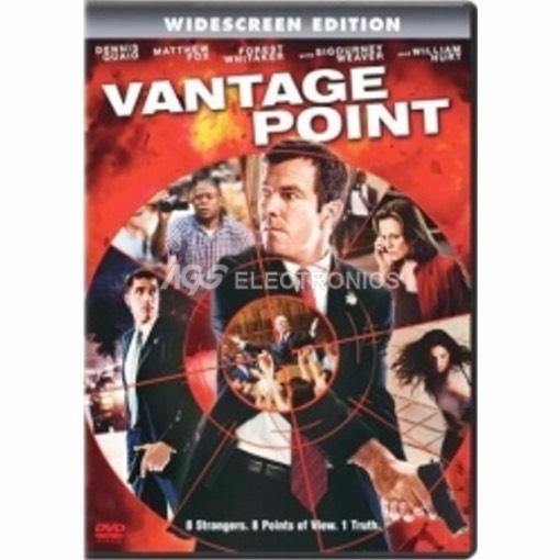 Vantage Point - prospettive di un delitto - DVD NUOVO SIGILLATO - MVDVD-TH800 - MVDVDTH800