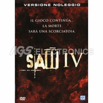 Saw 4 - il gioco continua - DVD NUOVO SIGILLATO - MVDVD-TH803 - MVDVDTH803