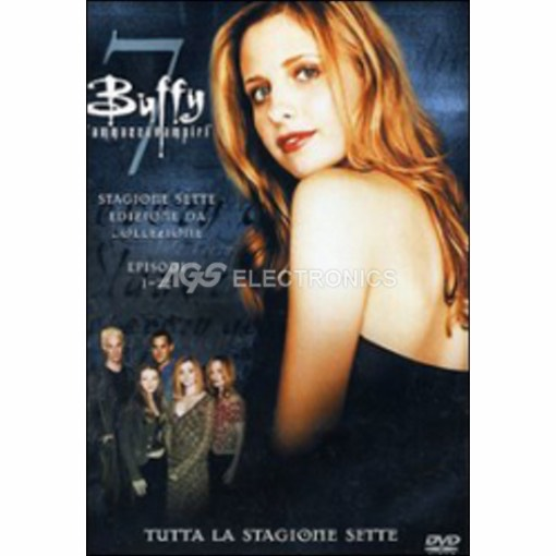 Buffy l'ammazzavampiri - stagione 7 box set (6 dvd) - DVD NUOVO SIGILLATO - MVDVD-TV017 - MVDVDTV017