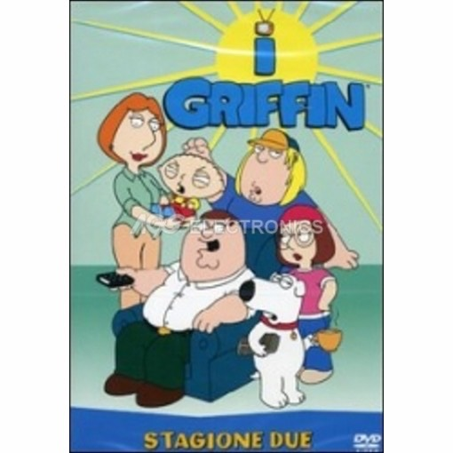 Griffin (i) - stagione 2 box set (2 dvd)