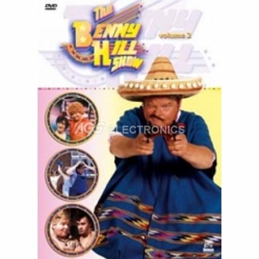 Benny Hill Show - Vol 2 box set (3 dvd) - DVD NUOVO SIGILLATO - MVDVD-TV276 - MVDVDTV276