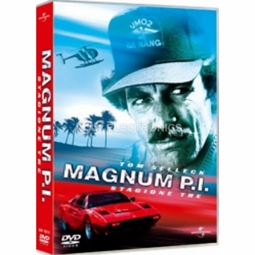 Magnum P.I. - stagione 3 box set (6 dvd)