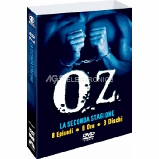 Oz - stagione 2 box set (3 dvd) - DVD NUOVO SIGILLATO - MVDVD-TV325 - MVDVDTV325