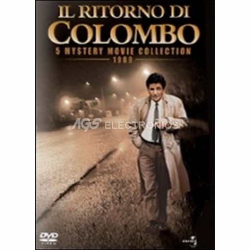 Ritorno di Colombo (il) - 5 mystery movie (5 dvd)