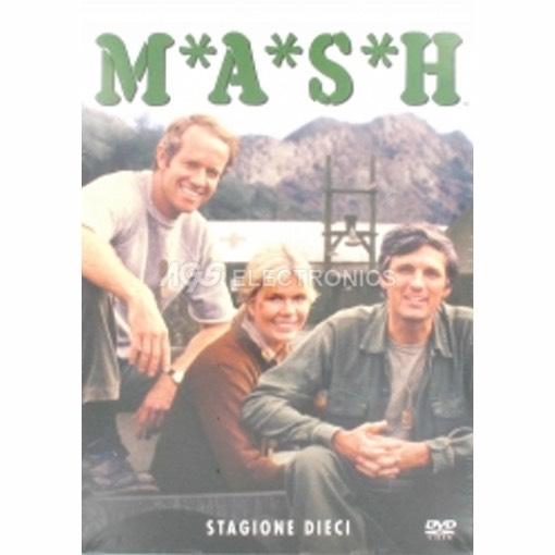 Mash - stagione 10 box set (3 dvd) - DVD NUOVO SIGILLATO - MVDVD-TV362 - MVDVDTV362