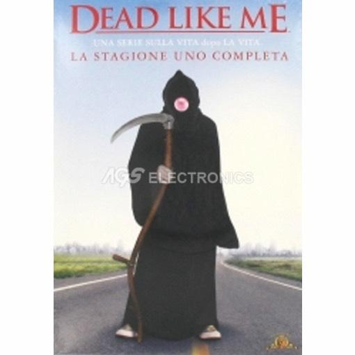 Dead like me - stagione 1 box set (4 dvd) - DVD NUOVO SIGILLATO - MVDVD-TV364 - MVDVDTV364