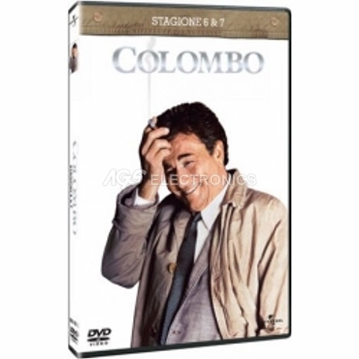 Colombo - stagione 6 e 7 box set (4 dvd) - DVD NUOVO SIGILLATO - MVDVD-TV369 - MVDVDTV369