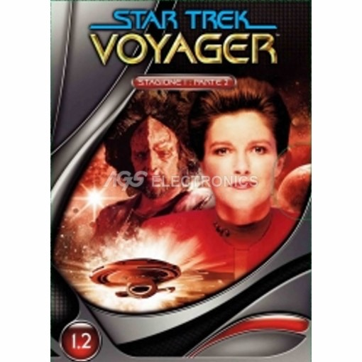 Star trek voyager - stagione 1 Vol 2 box set (3 dvd) - DVD NUOVO SIGILLATO - MVDVD-TV382 - MVDVDTV382