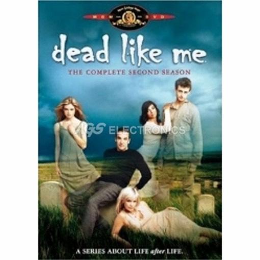 Dead like me - stagione 2 box set (4 dvd) - DVD NUOVO SIGILLATO - MVDVD-TV391 - MVDVDTV391
