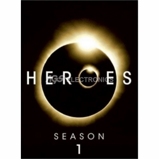 Heroes - stagione 1 box set (7 dvd)