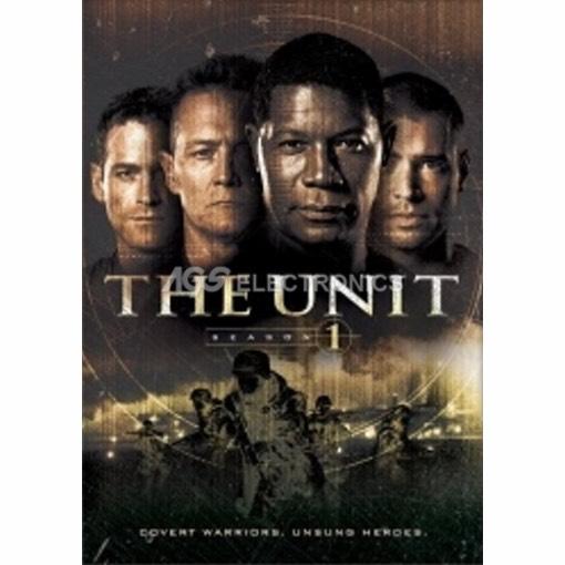 Unit (the) - stagione 1 box set (4 dvd) - DVD NUOVO SIGILLATO - MVDVD-TV420 - MVDVDTV420
