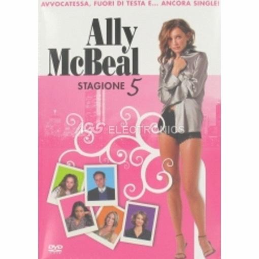 Ally Mcbeal - stagione 5 box set (6 dvd) - DVD NUOVO SIGILLATO - MVDVD-TV445 - MVDVDTV445