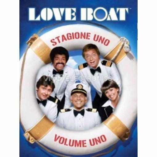 Love Boat - stagione 1 Vol1 (3 dvd) - DVD NUOVO SIGILLATO - MVDVD-TV451 - MVDVDTV451