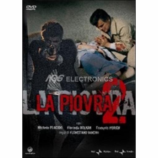 Piovra (la) - stagione 2 (3 dvd) - DVD NUOVO SIGILLATO - MVDVD-TV476 - MVDVDTV476