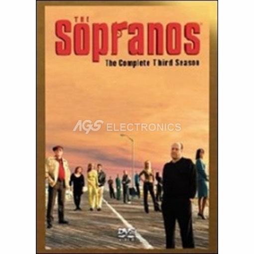Soprano (i) - stagione 3 box set (4 dvd) - DVD NUOVO SIGILLATO - MVDVD-TV483 - MVDVDTV483