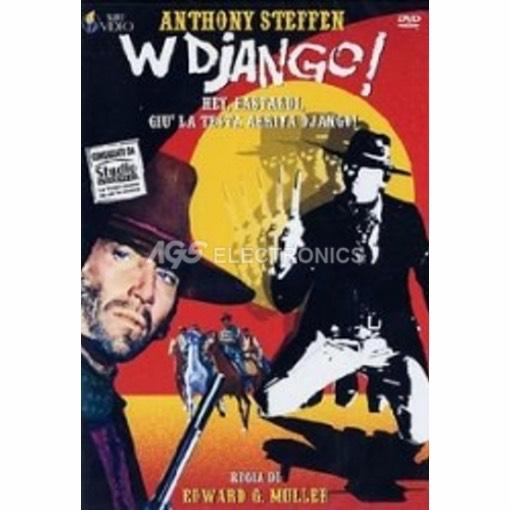W django! - DVD NUOVO SIGILLATO - MVDVD-WE037 - MVDVDWE037