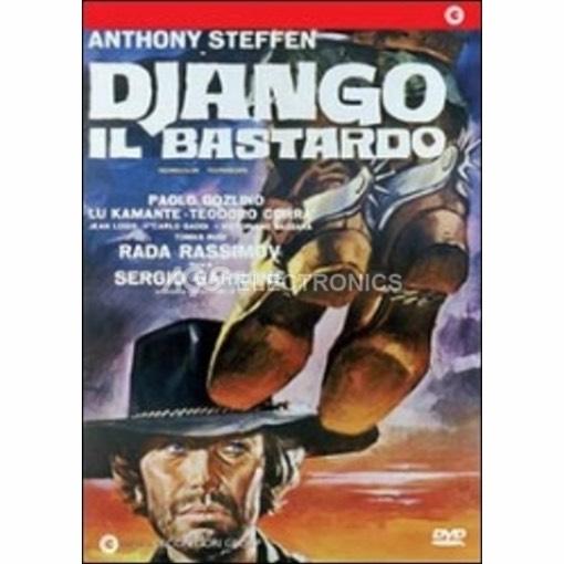Django il bastardo - DVD NUOVO SIGILLATO - MVDVD-WE038 - MVDVDWE038